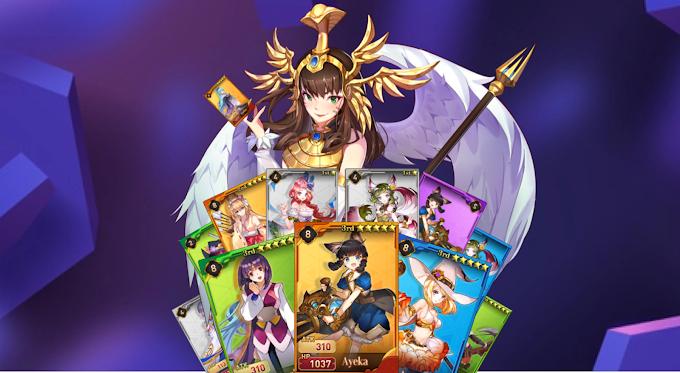 Dream Card : El primer proyecto de X World Games (XWG), inspirado en el juego de cartas de Pokémon