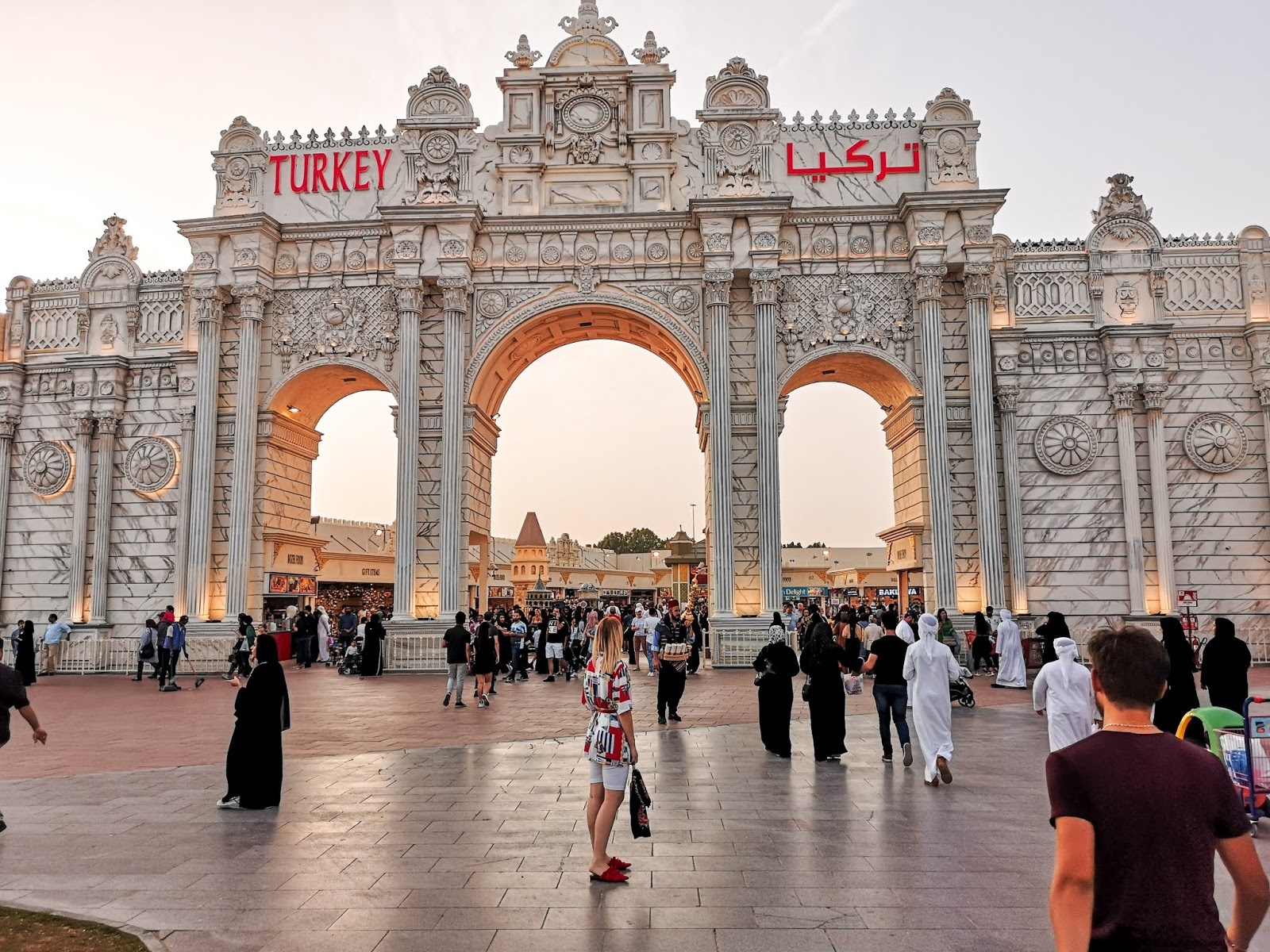 global village ; dubai ; atrakcje w dubaju
