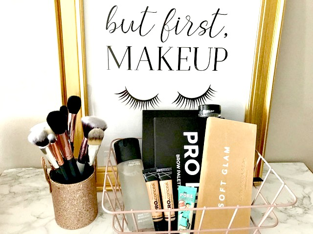Makeup artist musthaves