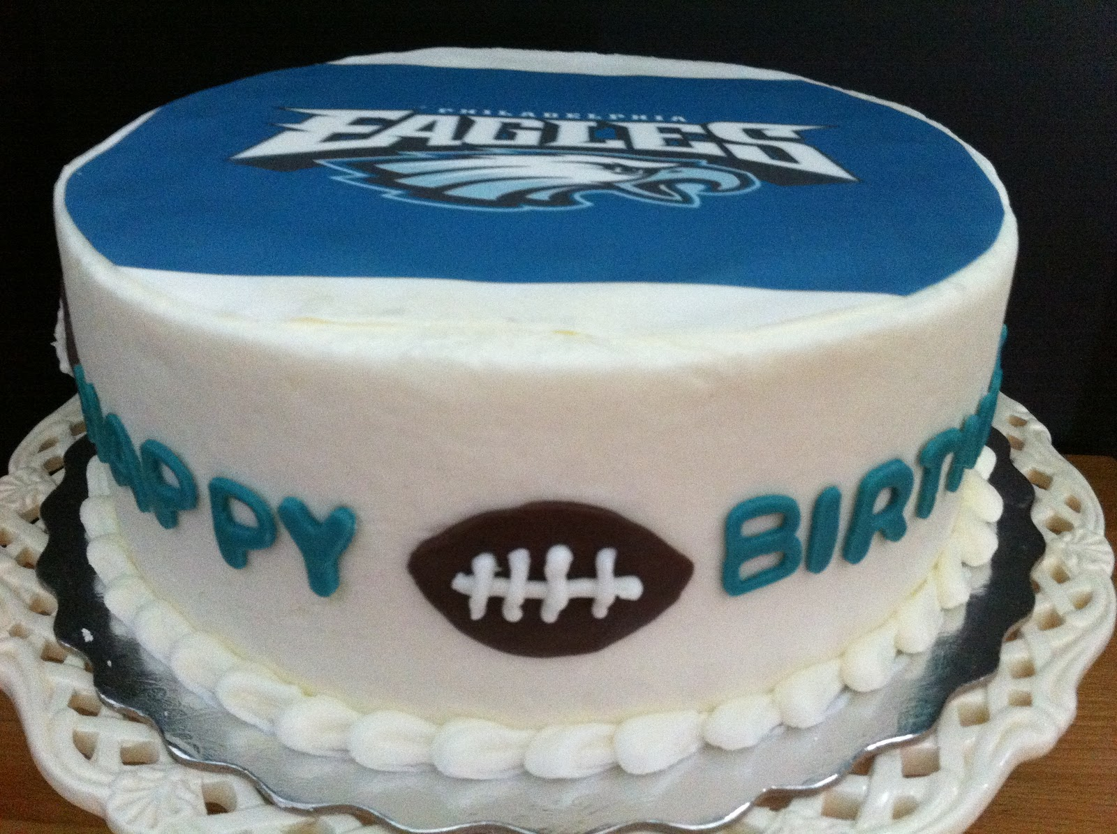 Philadelphia Eagles Happy Birthday