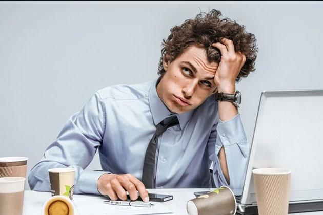 Bekerja di bawah tekanan ? hadapi dengan cara berikut