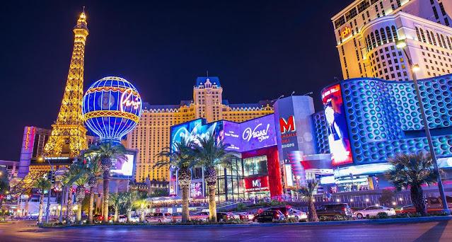 Vegas ciudad pecado quehacer