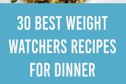 30 Weight Watchers Recipes for Dinner #weightwatchers #ww #dinnerrecipes #dinner