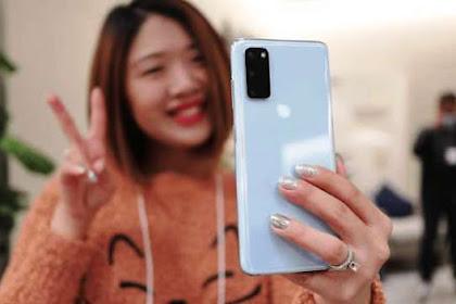 Cara Screenshot Samsung Galaxy S20 dengan 8 Metode Mudah