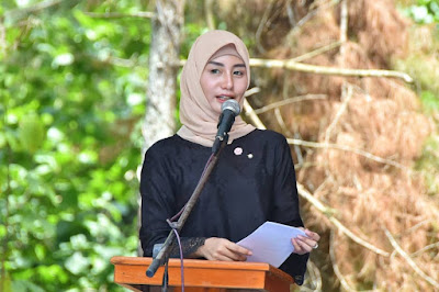 Novita Hardini Titip Masalah Gender Equality dalam Musrenbang Kecamatan Bendungan