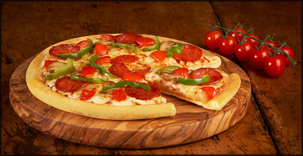 Calories In Medium Domino'S Cheese Burst Pizza - dominos yuma