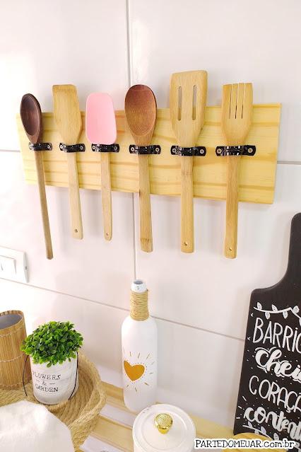 decoração cozinha facil