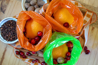Gift Idea: Holiday Simmer Pot