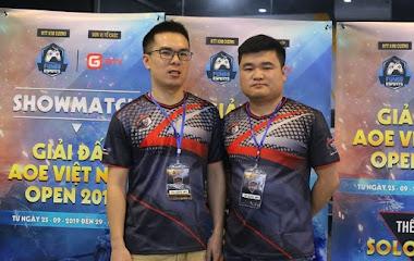 Sơ Luyến: ''AoE Việt Nam Open 2019, chờ ta''