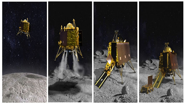 Chandrayaan-2 Awaiting India's move to the moon today, eyes of the world are set
