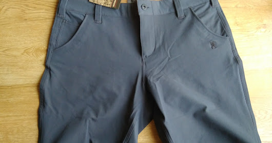 #productReview | Natoma Short pants by Chrome Industries