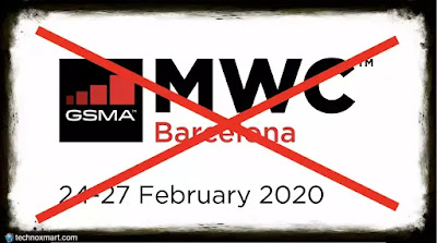 mwc 2020 cancelled, mwc,mwc 2020,mobile world congress 2020 cancelled