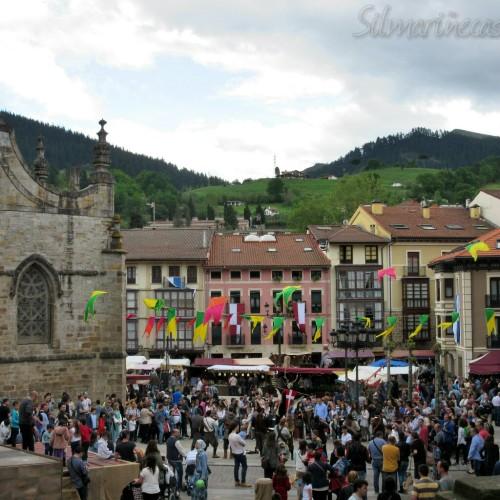 Mercado medieval - Balmaseda