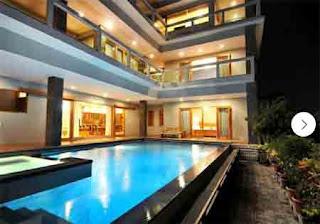 Luxury villa sale ocean view Bali