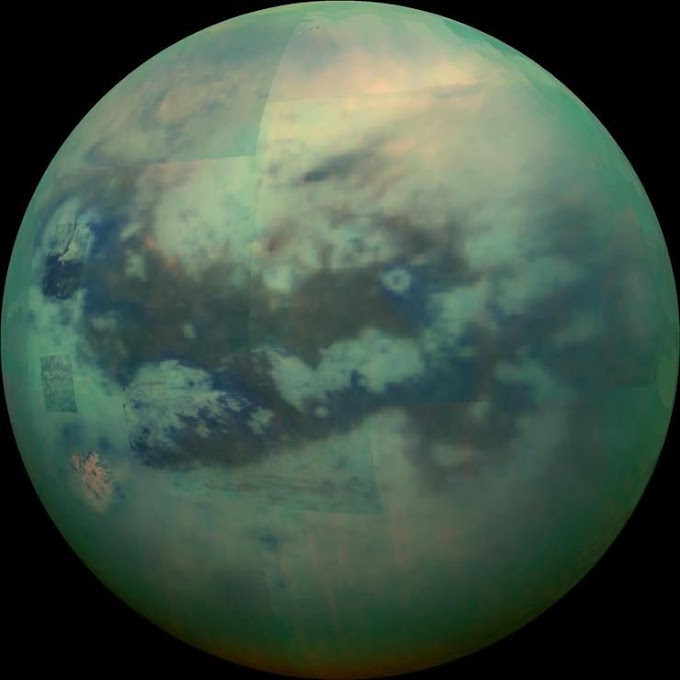 "Cassini found very deep liquid lake on Saturn's moon ""Titan"""