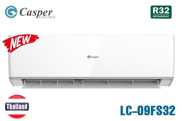 Điều hòa Casper LC-09FS32, 1 Chiều 9000BTU | CASPER LC09FS32