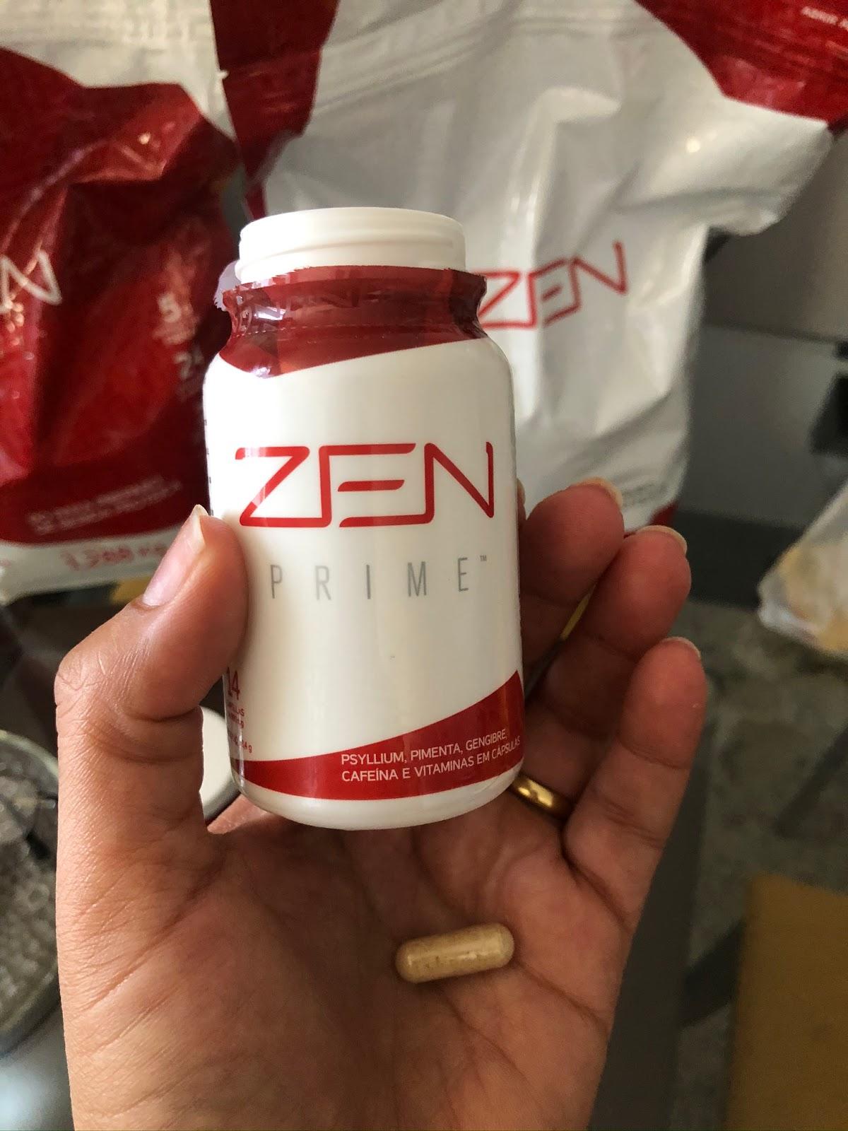 Projeto Zen Fit da Jeunesse: estou fazendo!