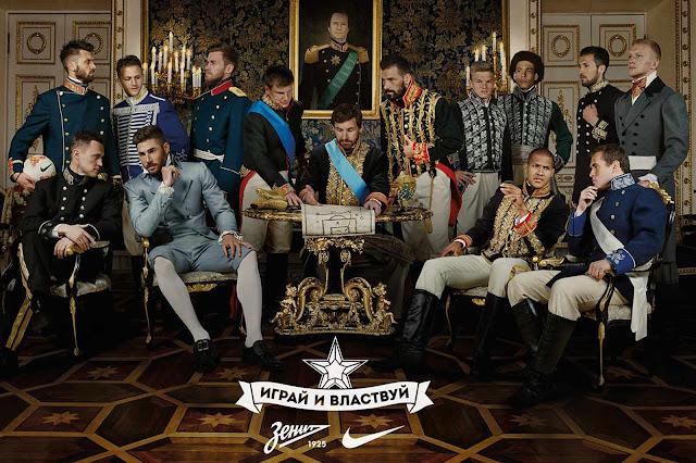 Nike se lleva al Zenit al siglo XIX