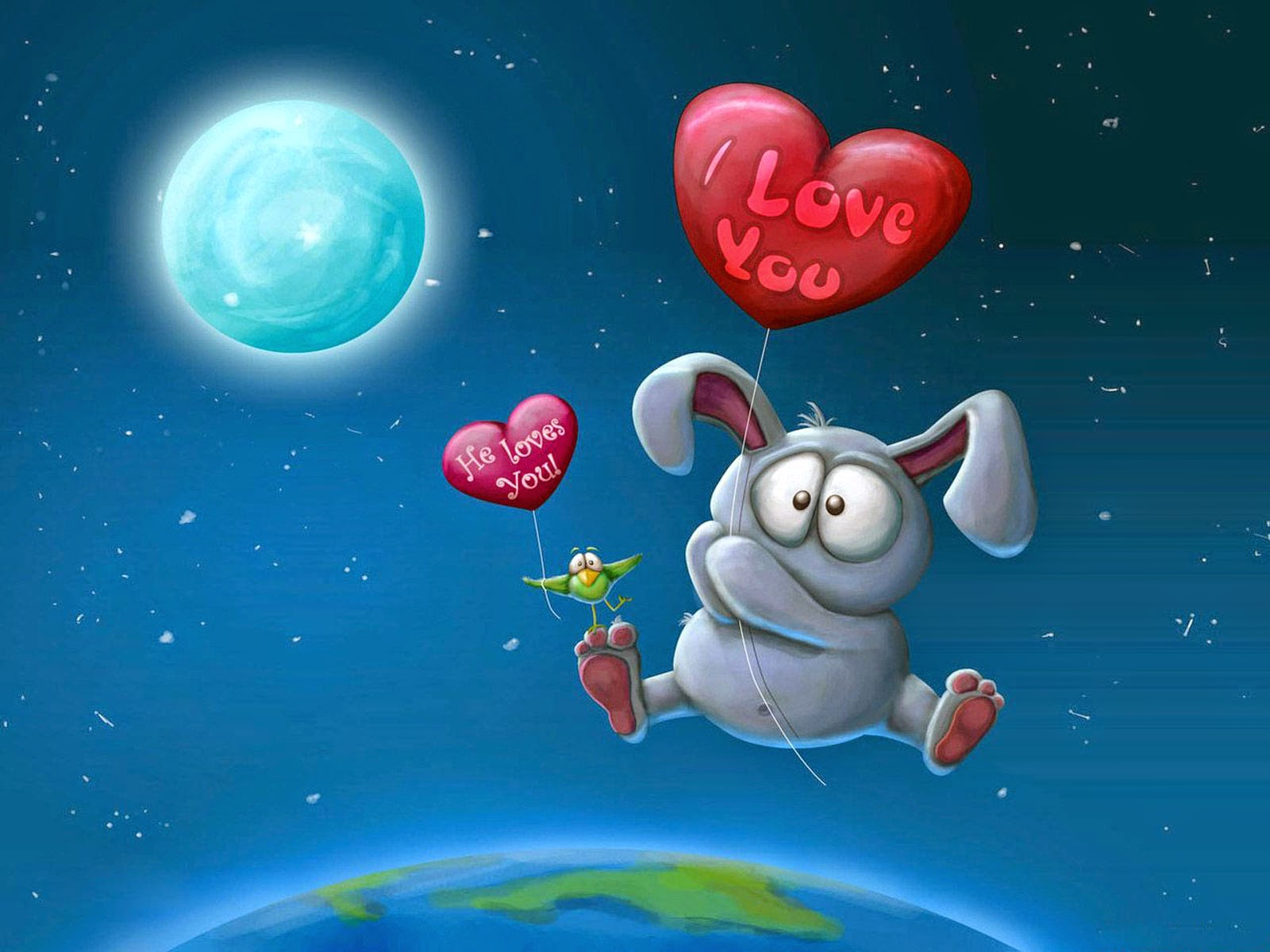 I love You Valentine 2015