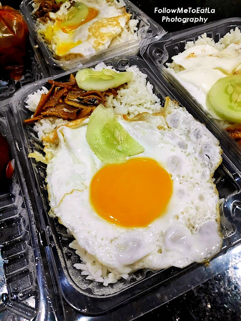 Best Nasi Lemak In Semenyih At Tok Man Nasi Lemak Kelate