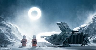 LEGO-Star-Wars-Snowspeeder-on-Hoth