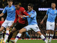 Prediksi Man United vs Manchester City: Derby On Fire!