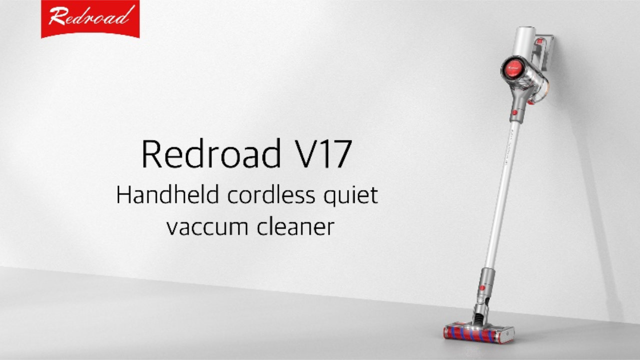 best vaccum from redroad v17