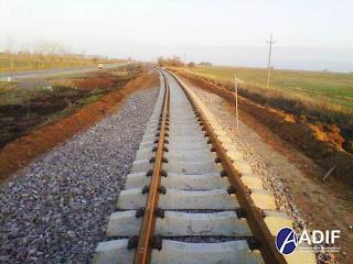 Resultado de imagen para renovación de vías Ferrocarril General Belgrano