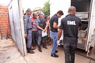 Mulher é assassinada por ex-marido no bairro São Benedito, em Timon