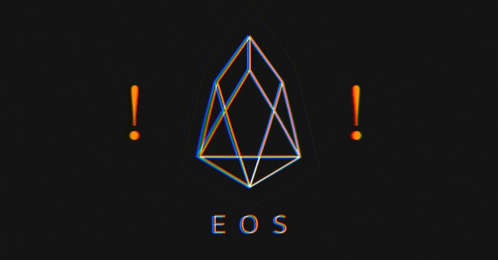 eos-blockchain-smart-contract