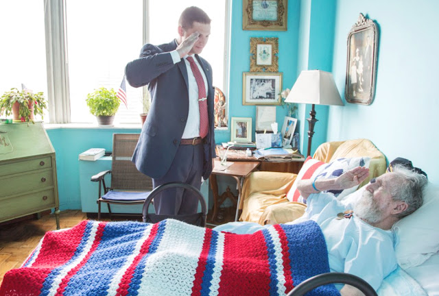 VNSNY Veterans Hospice Care: Saluting Those Who Served