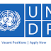 Vacancy Project Coordinator - UNDP Khartoum, Sudan