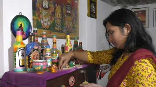 Rourkela Girl Bhagyashree Sahu In PM's Man_Ki_Baat