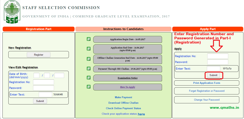 Form ssc 2015 pdf application