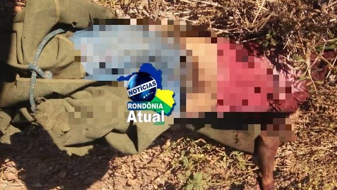 Homem é encontrado com a cabeça e pênis decapitados em Rondônia