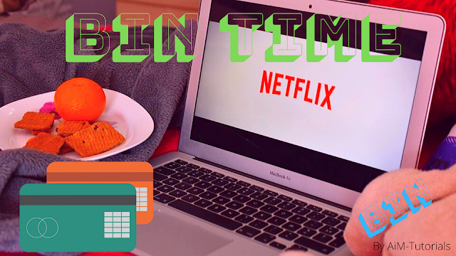 Netflix working bin 2020