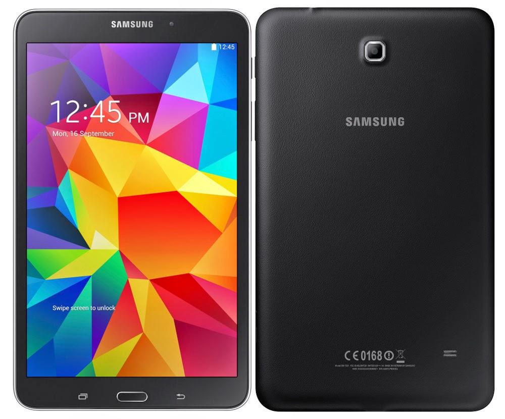 Kelebihan dan kekurangan Samsung Galaxy Tab 4 8.0 inch Terbaru