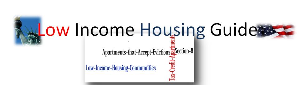 Low Income Housing Guide: Phenix City, No Credit Check