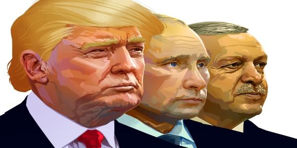 Τι γίνεται στο τρίγωνο ΗΠΑ-Τουρκία-Ρωσία;