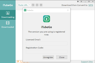 iTube Youtube Downloader 2.1.0 Full With Crack