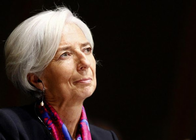 TRANSCRIPT |  IMF's Christine Lagarde Luncheon Speech at Glamour Awards