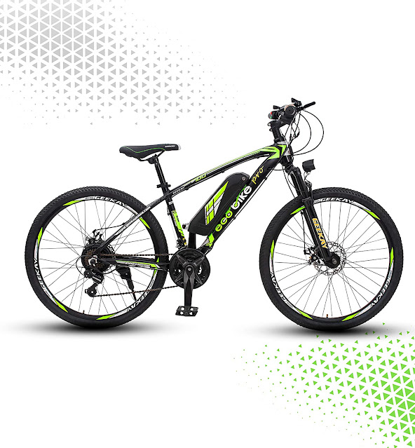 Electric bicycles in modern world uses