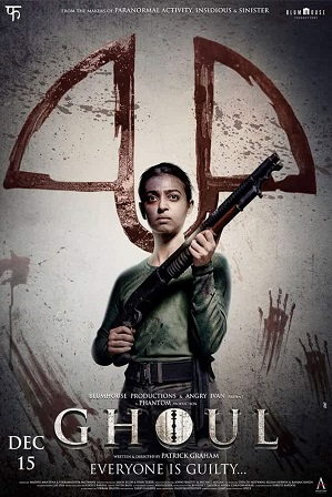 Ghoul Season 1 Full Hindi Download 480p 720p All Episodes [ हिन्दी + English ]