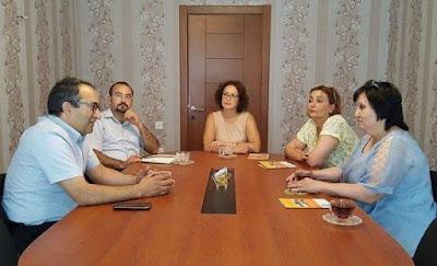Еще одна бакинская армянка вернулась в Азербайджан