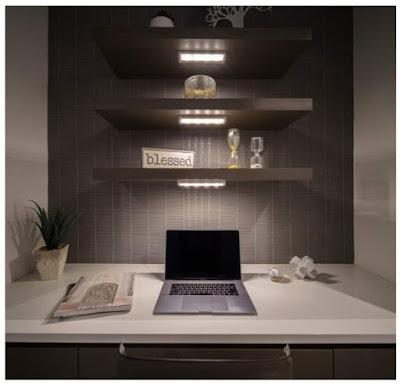 Brilliant Evolution wireless under cabinet lighting LED Bar