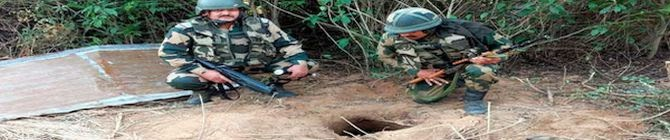 Jammu And Kashmir: Heightened Vigil At LoC Pushed Terror Groups To Dig Tunnels To Infiltrate, Army Tells Envoys