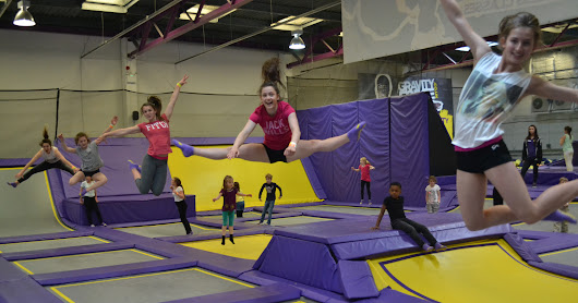 Gravity Force Trampoline Park St Albans! Competition & Discount Code!