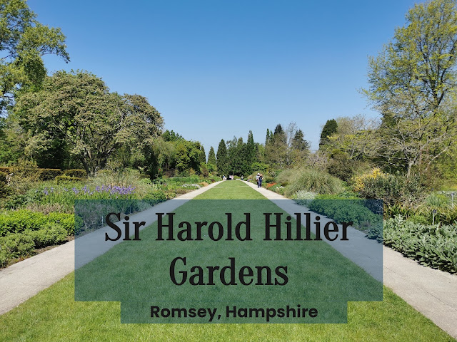 Sir Harold Hillier Gardens in Romsey, Hampshire is great for all the family to explore and has some fun children's activities too