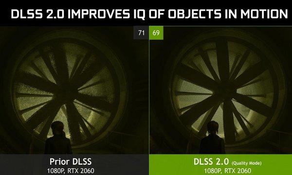 NVIDIA DLSS 2.0: a deeper look