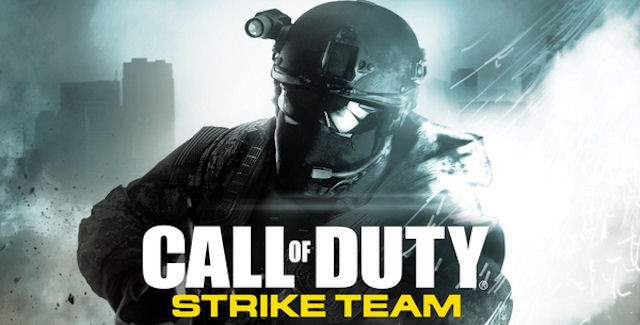Call of Duty Strike Team Juego para Android Apk
